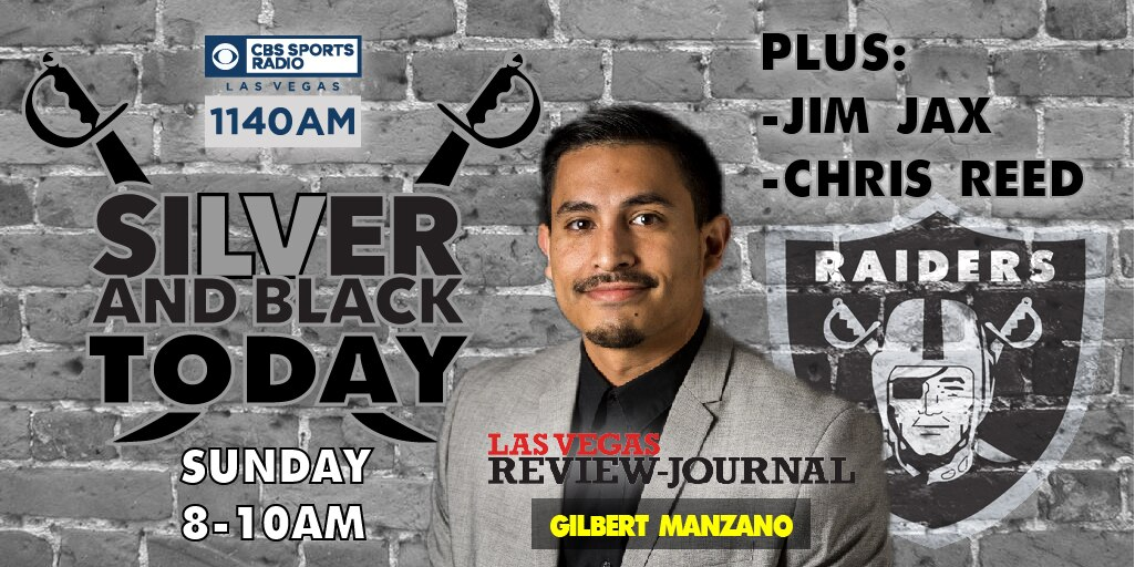 silver and black today radio show
