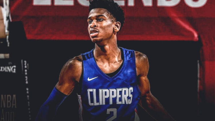 Shai Gilgeous-Alexander, Los Angeles Clippers, Clippers, LA Clippers, Vegas Sports Daily