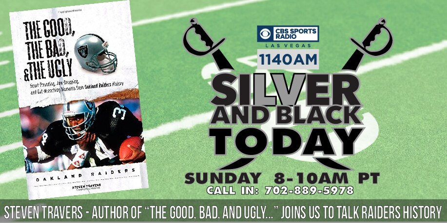 silver and black today radio show steven travers