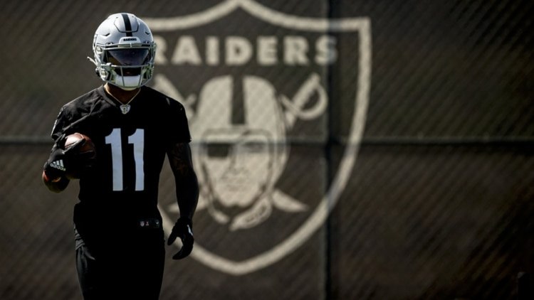 Raiders Ruggs and Edwards