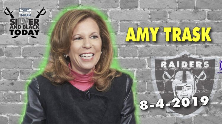 amy trask cliff branch raiders