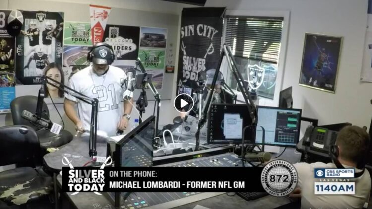 oakland raiders video silver and black today