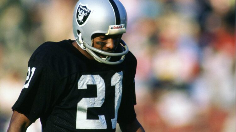 cliff branch pro football hall of fame raiders