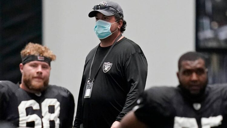 Paul Guenther Raiders defense