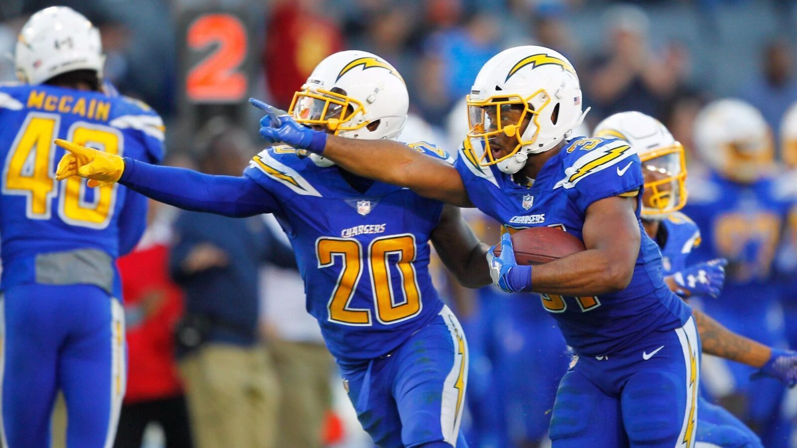 Los Angeles Chargers, NFL,