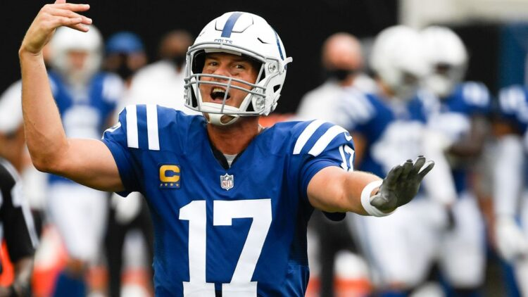 Indianapolis Colts Philip Rivers