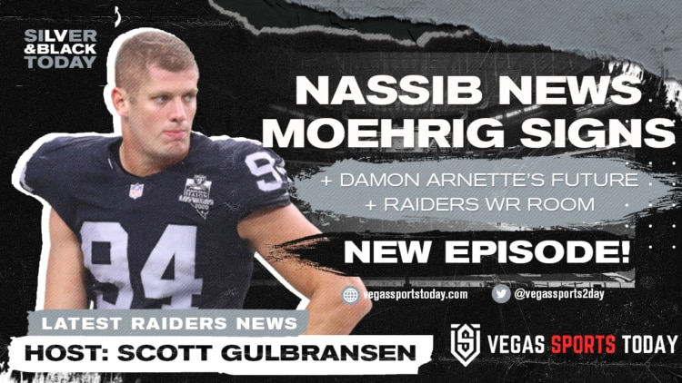 raiders podcast silver and black today