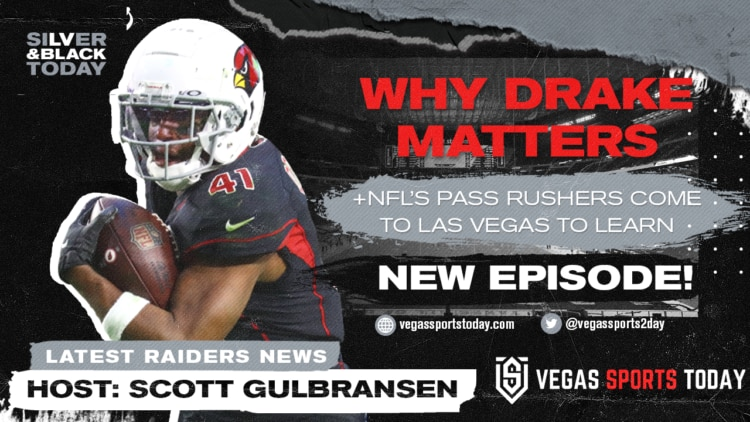 Silver and Black Today podcast Las Vegas Raiders