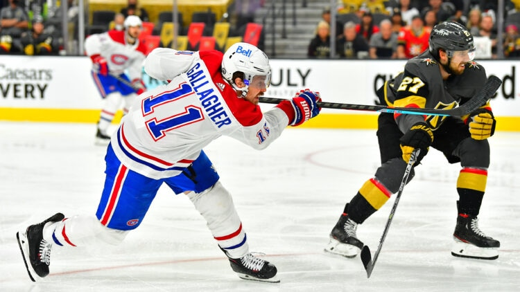 Golden Knights Montreal Canadiens Game 5