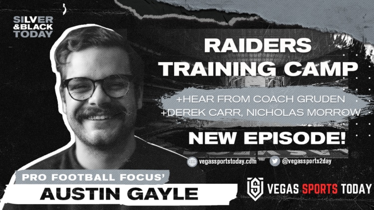 Silver and Black Today Raiders podcast