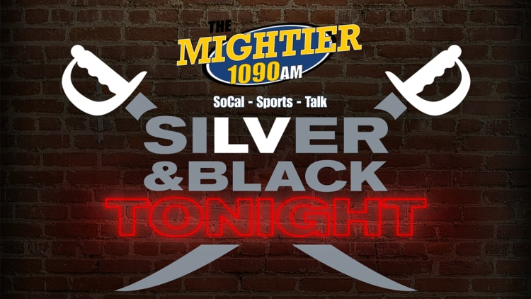 The Mightier 1090 Silver and Black Tonight