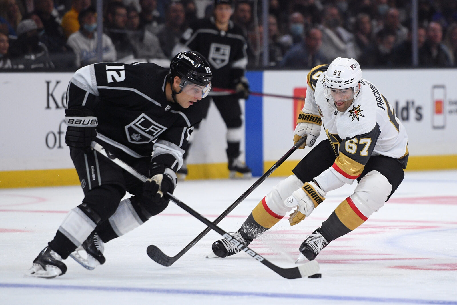 Golden Knights Update: DeBoer clarifies the status of Stone and Pacioretty, Krebs Dominates AHL - Vegas Sports Today